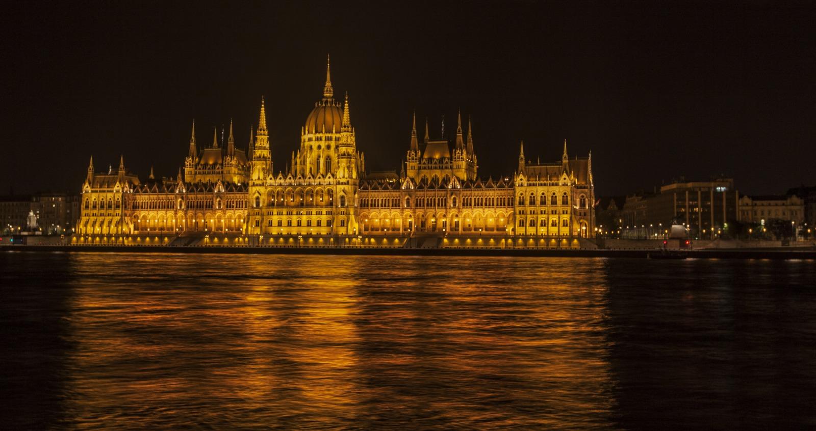 Patliament Building 1 Budapest