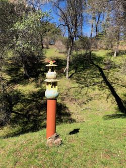 Driveway lantern