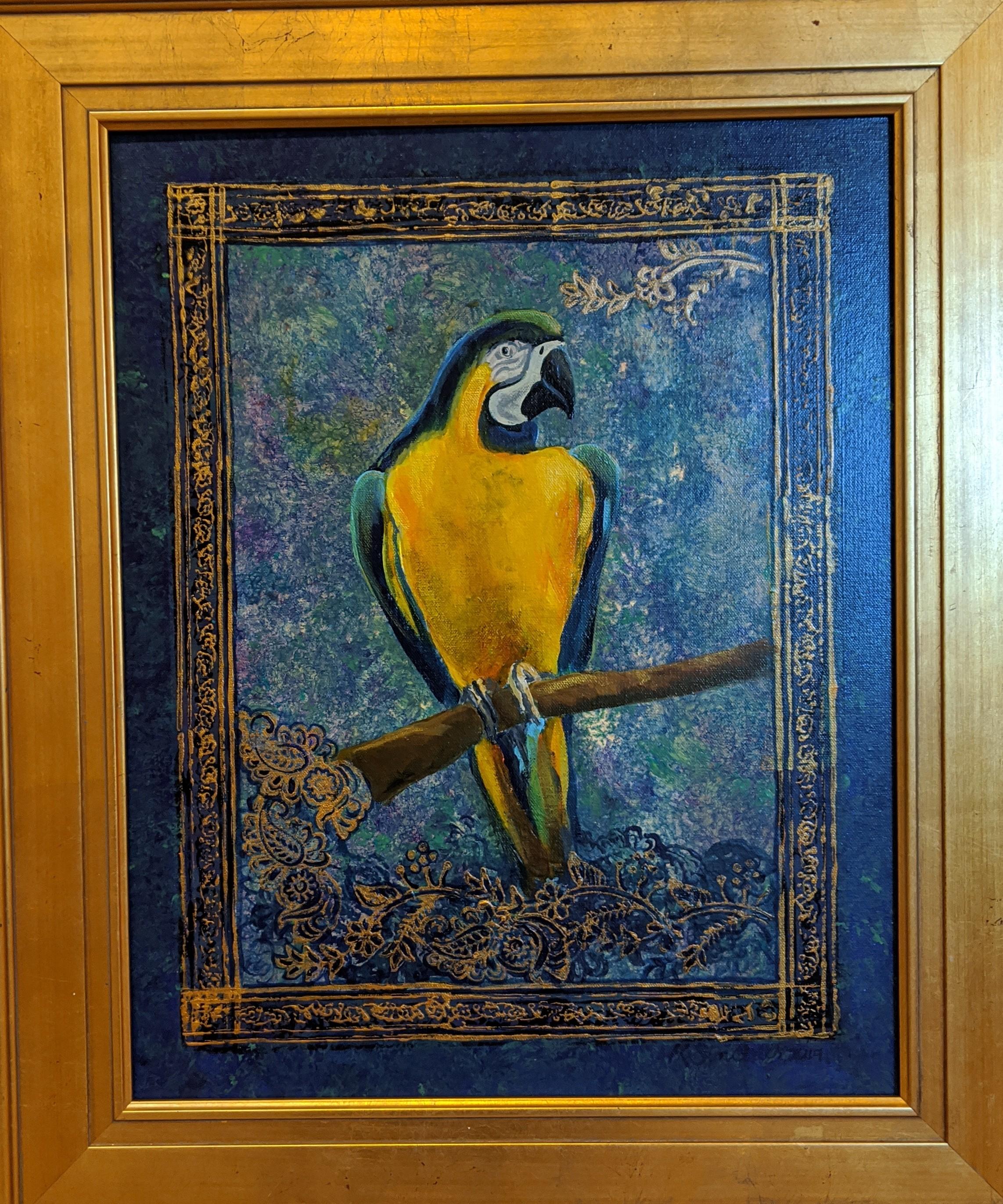 Brazilian Macaw