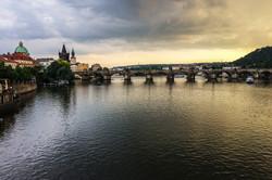 Along the Vltava River 6, Prague