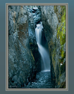 Falls on Haypress Creek