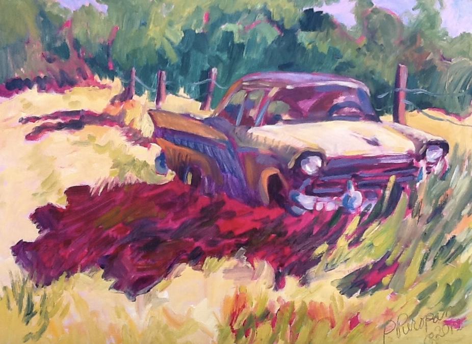 Summer Shadows ('57 Ford)