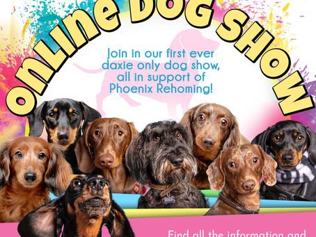 EHD Dog Show PRIZES!!!