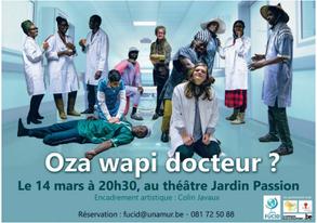 Oza wapi docteur ?
