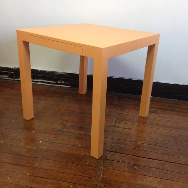 Midcentury formica table