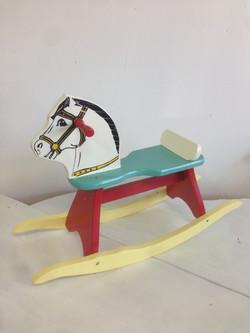 rocking horse $125