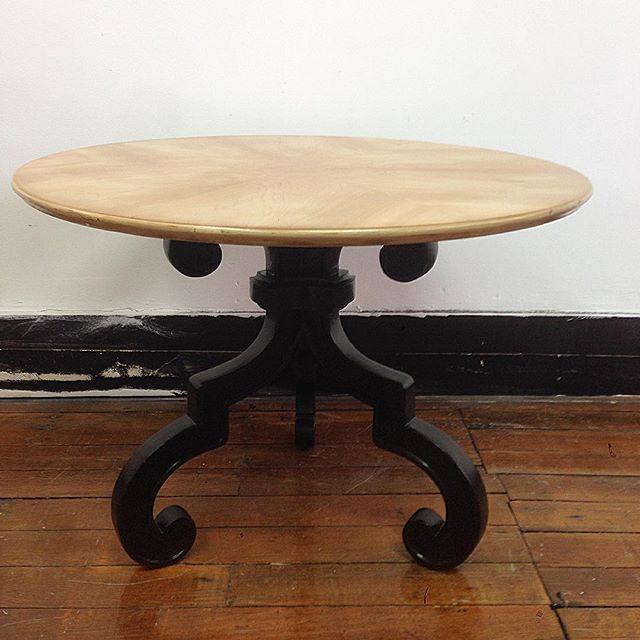 Rococo coffee table
