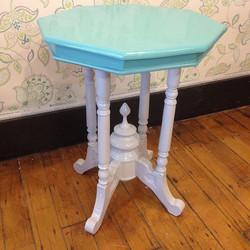 Rococo side table