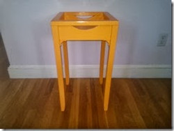 small tray/table