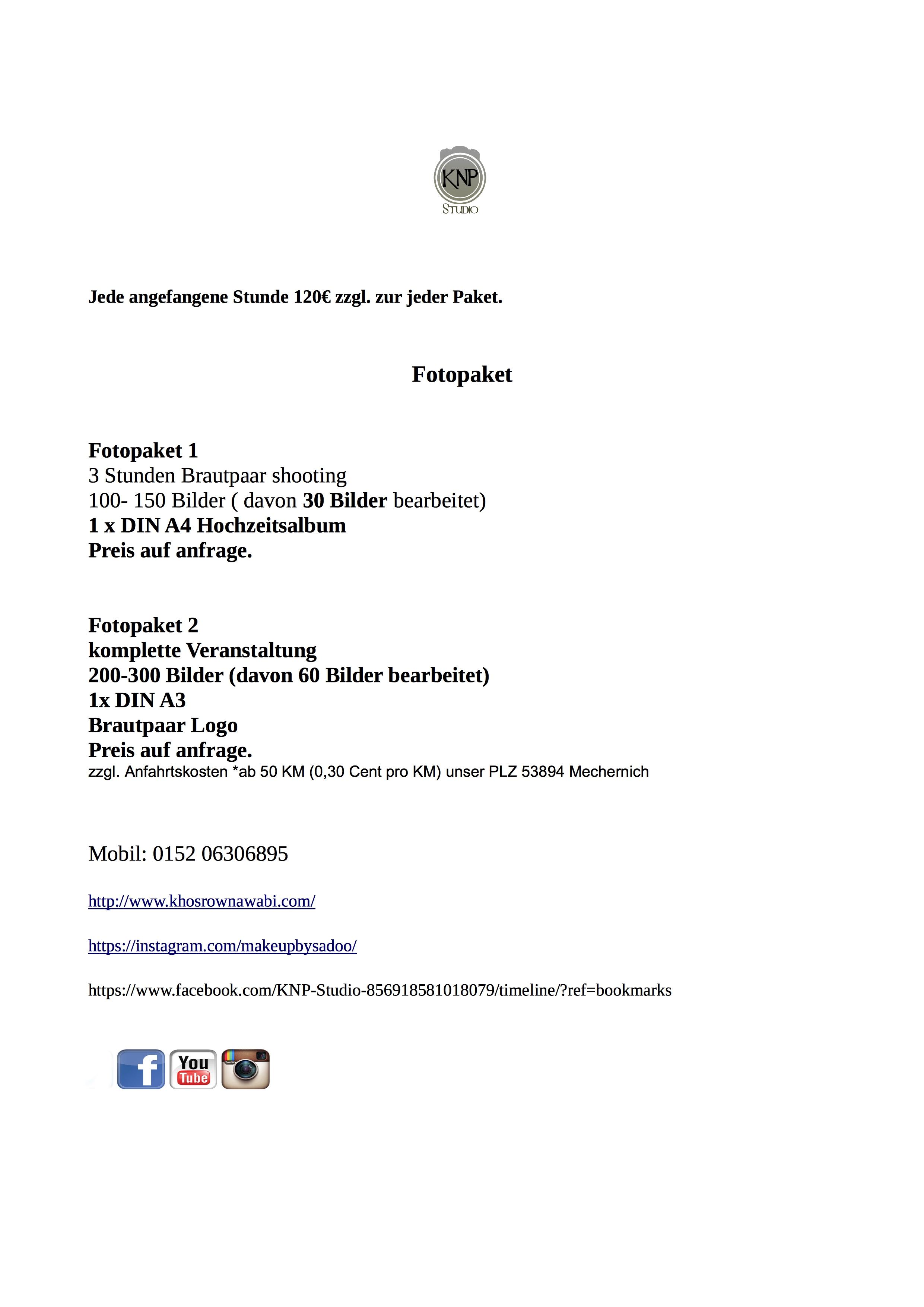 Angebot KNP Preis auf anfrage2
