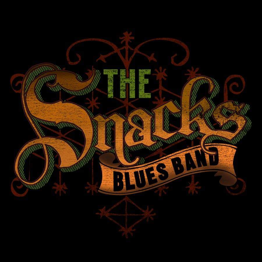 The Snacks Blues Band Logo