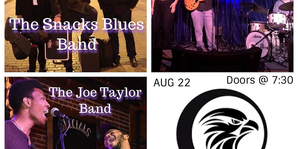 The Snacks, Chelsey Michelle Band, Joe Taylor Band @ Nighthawks
