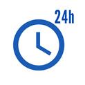 Abierta 24 horas