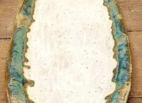 Long Oval Tray