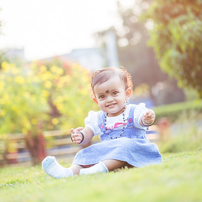Saili - 1st Birthday