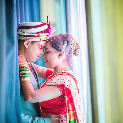 Jayesh & Aditi