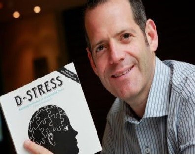 Award winning author & international speaker Meiron Lees opens up about the battle for his life & being a survivor of Non-Hodgkin's Lymphoma. Interviewed by Mona Saade