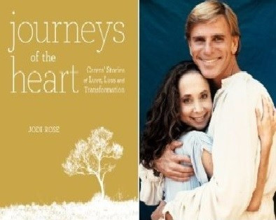 Jodi Rose on losing Murray Rose & why she wrote 'Journeys of the Heart'; a book about love & compassion & the resilience of the human spirit. Interviewed by Mona Saade