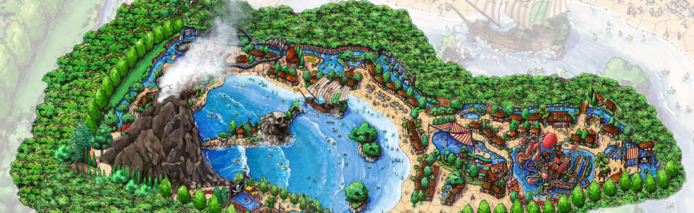 Pirate Island Water Park