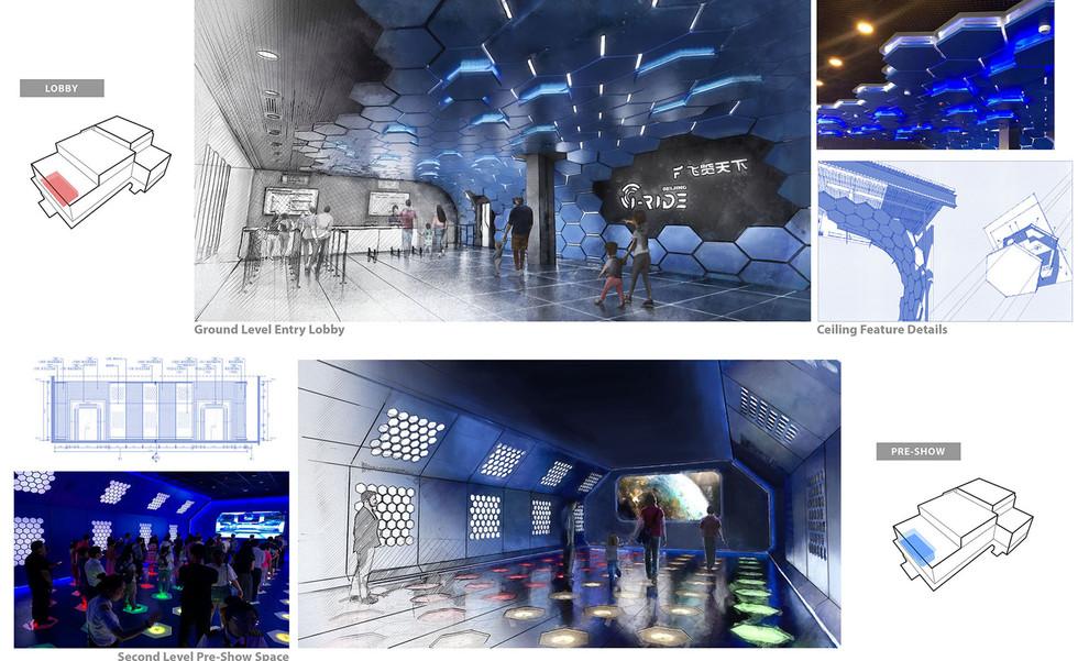 Theme Park Expansion - Flying Center