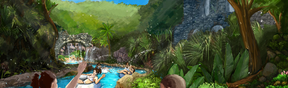 Jungle Water Park