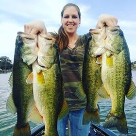 One guided fishing tour