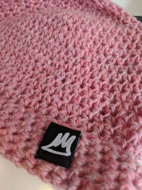 Hakon Clothing Beanie Hat, Pink Lemonade