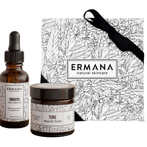 Ermana, Smooth Men's Gift Set