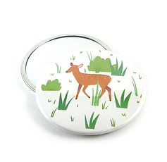 Tom Harwick Deer Pocket Mirror.jpg