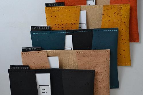 Rissie, Vegan Cork Leather Cardholder