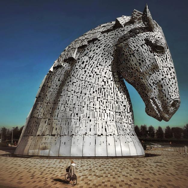 Big Iron Horse / Little Iron Horse