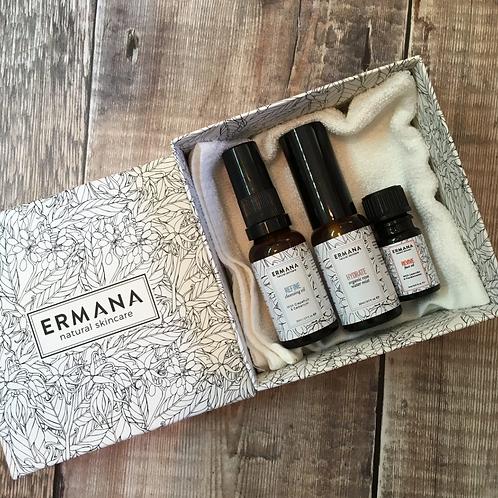 Ermana, Skincare Mini Gift Set