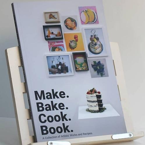 Artists' Tuck Shop, Make Bake Cook Book