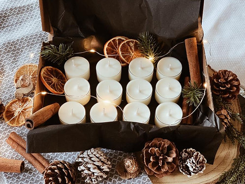 Sisu Collection, Twelve Days of Christmas Tealight Gift Set