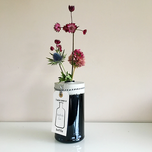Zoe Scott Designs, Bottle Vase