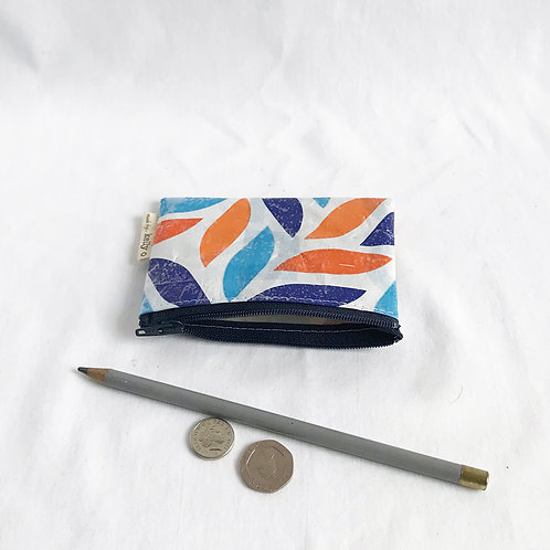 Made by KellyO Upcycled Pelican Coin Purse, Card Holder