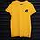 Thumbnail: Haver, Organic Cotton T-Shirt, Mustard