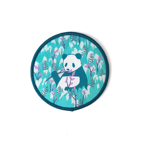 Tom Hardwick Woven Panda Patch