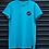 Thumbnail: Haver, Organic Cotton T-Shirt, Teal