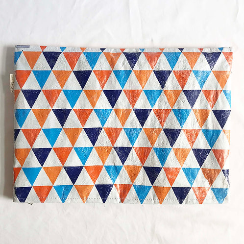 """Made by Kelly O, Upcycled 13"""" Laptop Sleeve"""