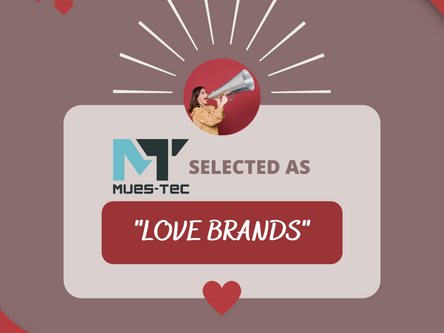 """Love is in the air - Honored with the """"Love Brands"""" Award"""