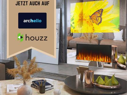 Mues-Tec als Premium-Partner auf Houzz & Archello