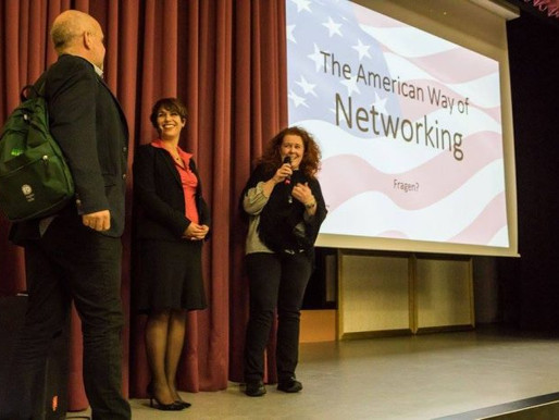 The American Way of Networking