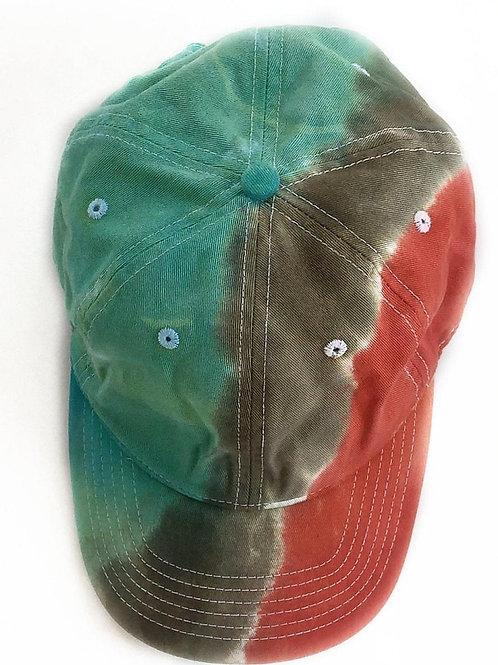 Tie Dye Ball Cap