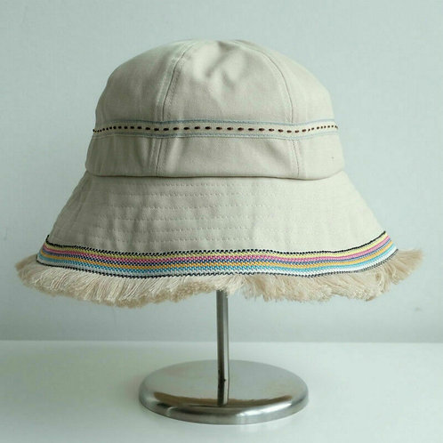 """Forever Yours"" Cotton bucket hat"