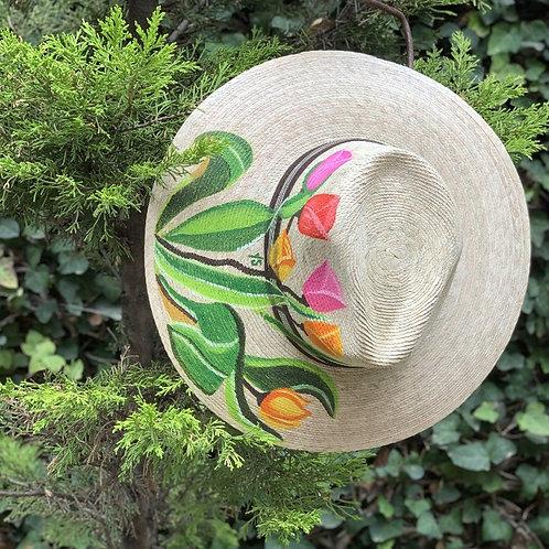 Tulip Straw Hat