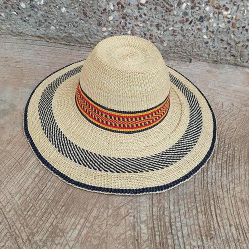 Ghananese Woven Hat
