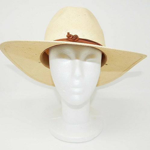 'The one that got away'  Straw Fedora