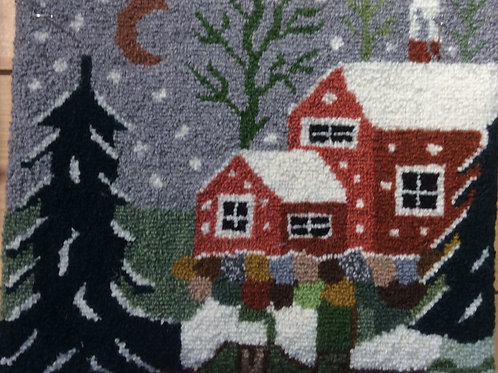 10''x 12'' Winter Scene
