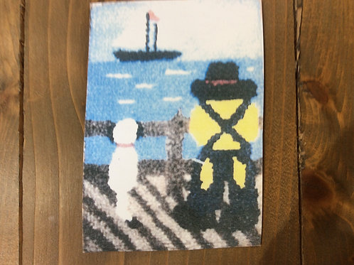 5x7 Fisherman Kit